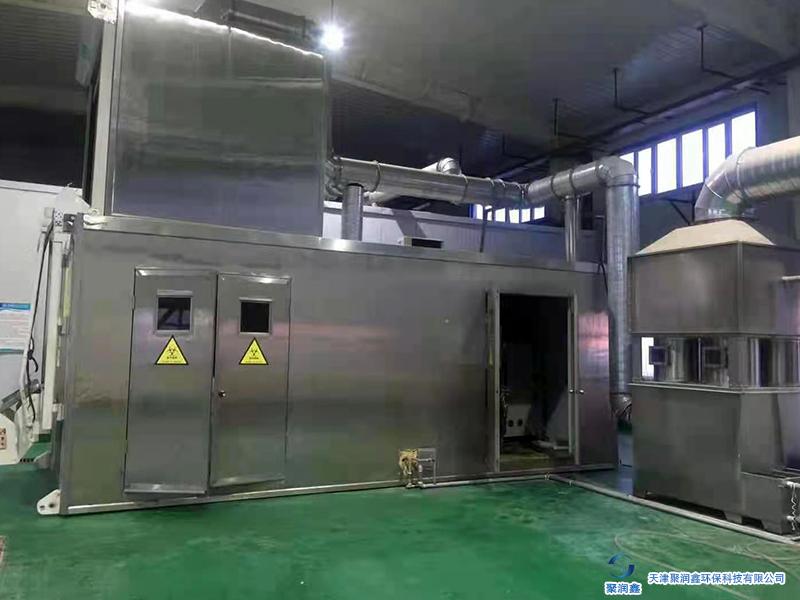 医疗垃圾微波消毒设备厂家
