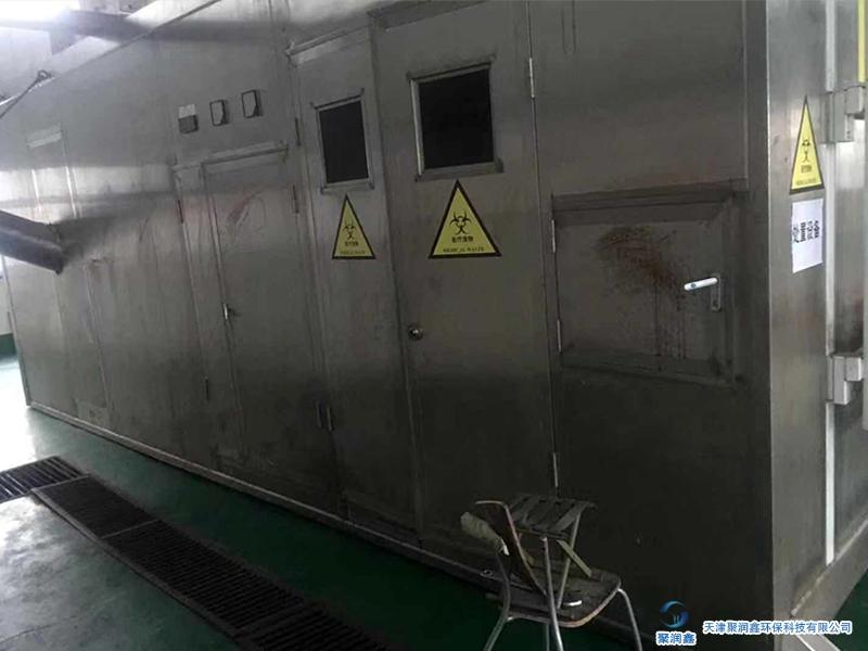 江苏医疗垃圾消毒设备厂家