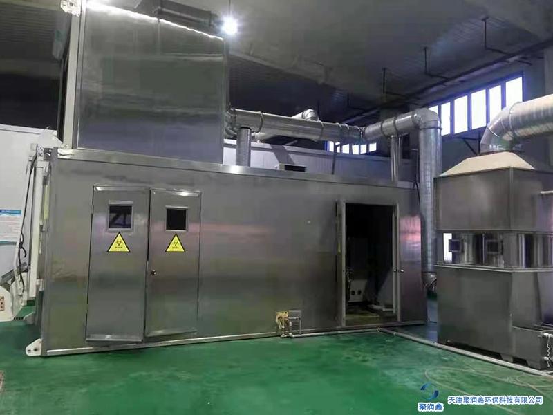 武汉医疗垃圾微波消毒设备厂家