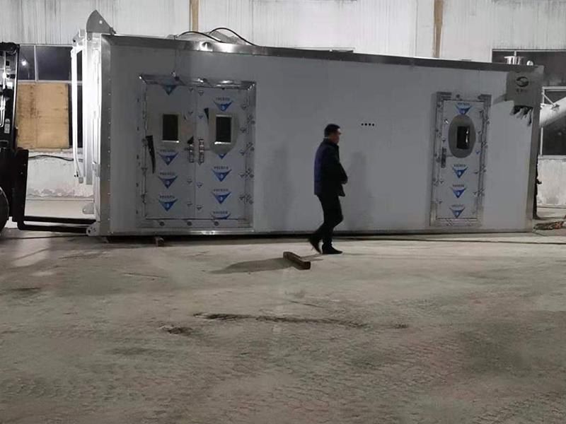 江苏宿迁绿宇再生资源有限公司设备5吨